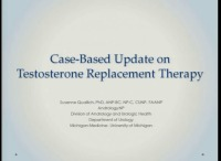 Case-Based Update on Testosterone Replacement Therapy