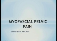 Understanding Myofascial Pain in the Patient with Chronic Pelvic Pain